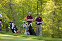 2011 Prep Golf vs Bergen Catholic